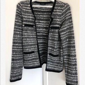Chanel style elegant cardigan- Size S